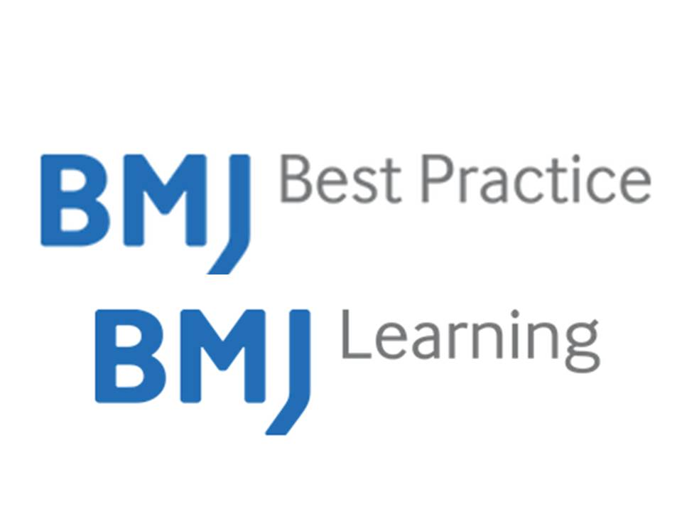 BMJ Learning e BMJ Best Practice
